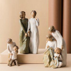 Nordic Love Figurines 66