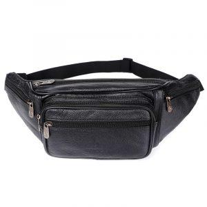 Genuine Leather Waist Bags 6