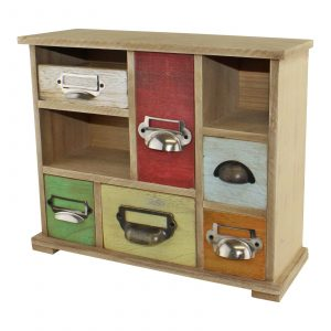 Set of Quirky Trinket Drawers 1
