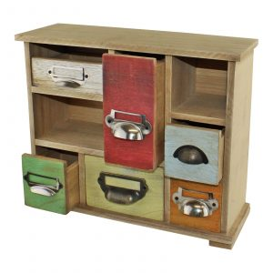 Set of Quirky Trinket Drawers 2