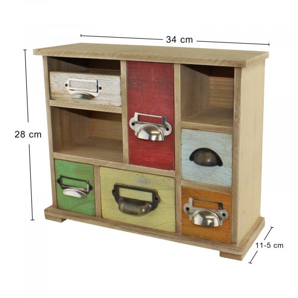 Set of Quirky Trinket Drawers 3