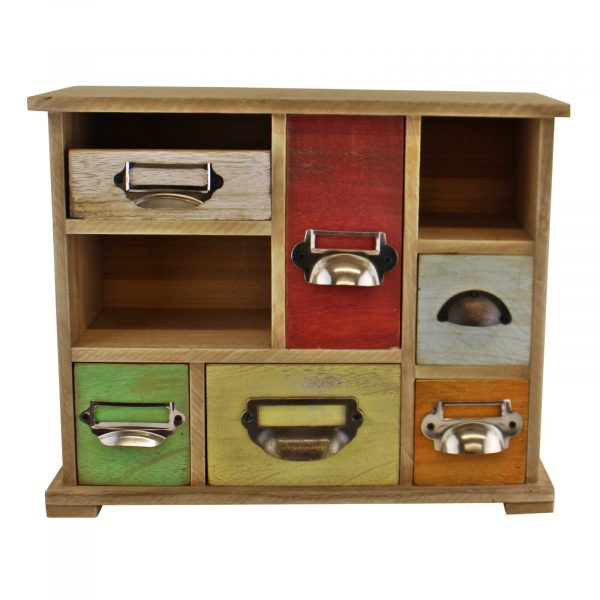 Set of Quirky Trinket Drawers