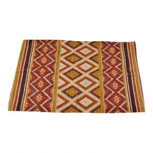 Diamonds and ZigZags Moroccan Inspired Kasbah Rug