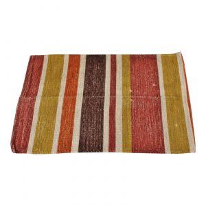 Striped Design Moroccan Inspired Kasbah Rug