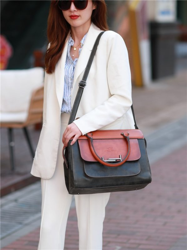 Classic Vintage Luxurious Tote Bag 33