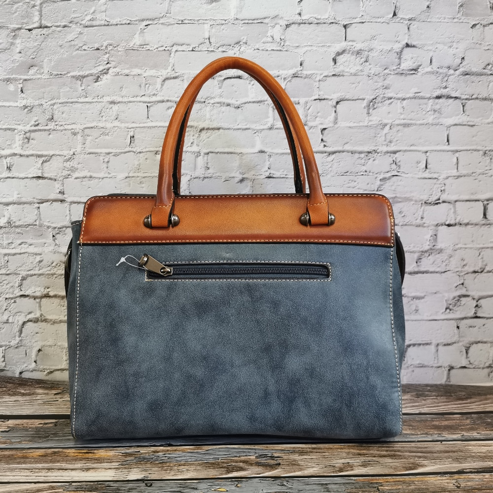 Classic Vintage Luxurious Tote Bag
