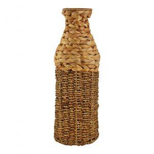 Natural Interiors Bamboo and Seagrass Vase